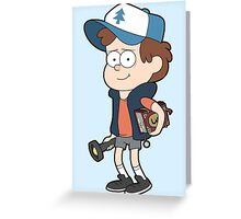 Dipper Pines Greeting Card