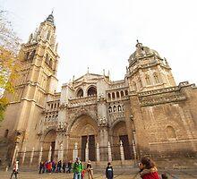 Catedral de Toledo. by terezadelpilar~ art & architecture