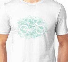 Beach Cruiser Bike Silhouette Unisex T-Shirt
