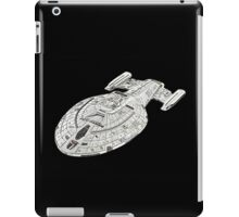 USS Star Trek Voyager iPad Case/Skin