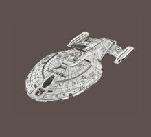 USS Star Trek Voyager Kids Clothes