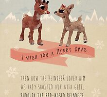 Merry Xmas by Happy Thoughts