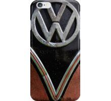 VW Splitscreen Bus iPhone Case/Skin