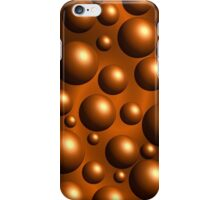 Chocolate Bubbles iPhone Case/Skin