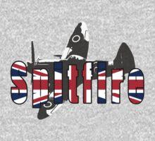 Spitfire One Piece - Short Sleeve
