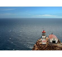 Point Reyes Lighthouse Photographic Print