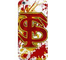 Go Noles! iPhone Case/Skin