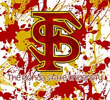 Go Noles! by Lindsey Reese