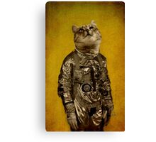 Up there is my home Canvas Print
