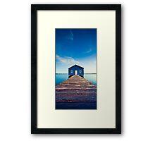 Shed 73 Framed Print