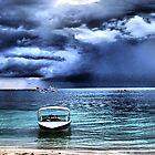 A Quick Rest At The Beach by Suni Pruett