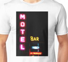 Motel  - Bar -  HBO - No Vacancy Unisex T-Shirt