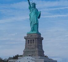 Statue of liberty by Jack Nolan