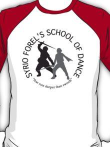 Waterdancing T-Shirt