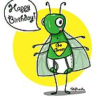 Super Bug Birthday! by TsipiLevin