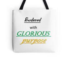 Glorious Purpose Tote Bag