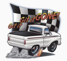 Git it GONE! by snuggles