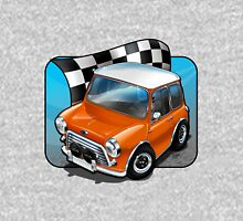 Austin Cooper S in Orange Unisex T-Shirt