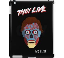 They Live iPad Case/Skin
