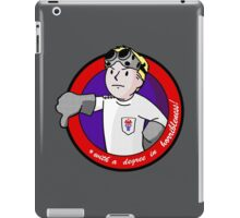 Horrible Boy iPad Case/Skin