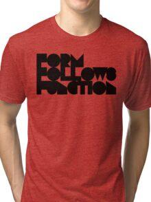 F F F Tri-blend T-Shirt