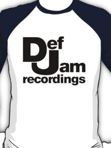 def jam recs T-Shirt