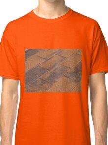 Details of stone garden tiles Classic T-Shirt