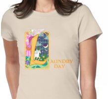 Mundane Fairytale Womens Fitted T-Shirt