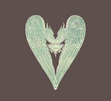 Vintage Battered Heart Unisex T-Shirt