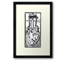 Trepanation  Framed Print