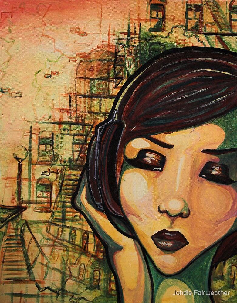 Escape by Johdie Fairweather