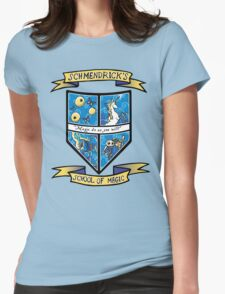 Schmendrick's School of Magic Womens Fitted T-Shirt