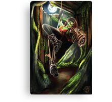 Goblin Raider Canvas Print