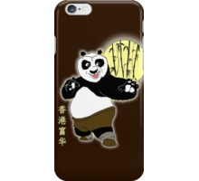 Kung Fu Panda iPhone Case/Skin