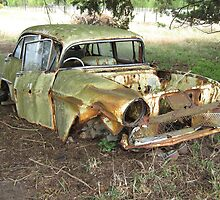 It won't take much to get it back on the Road by niggle