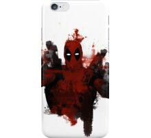 Deadpool - Trash iPhone Case/Skin