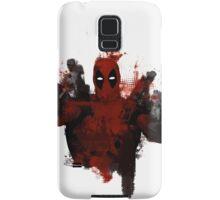Deadpool - Trash Samsung Galaxy Case/Skin