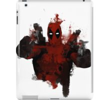 Deadpool - Trash iPad Case/Skin