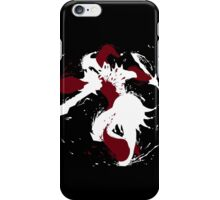 Shaco Ink White iPhone Case/Skin