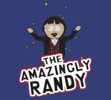 The Amazingly Randy by poorlydesigns