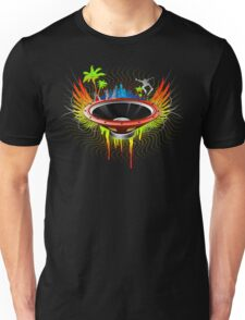 Ride the Bass wave - Ultimate edition Unisex T-Shirt