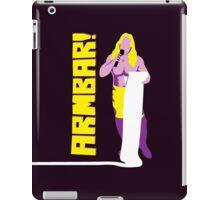 """Man of 1004 Armbars"" Wrestling Design iPad Case/Skin"