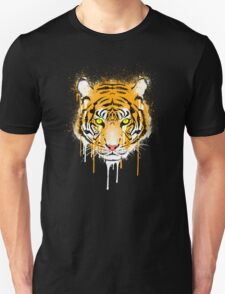 Graffiti Tiger Unisex T-Shirt
