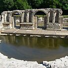Ancient theatre in Butrint by Maria1606