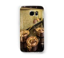 kitchen copper utensils Samsung Galaxy Case/Skin