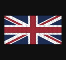 Union Jack Mosaic by CelticFox