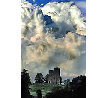 king of the castle Photographic Print