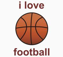 I LOVE FOOTBALL by nicnox