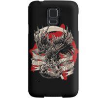 THE CROW VS. THE RAT Samsung Galaxy Case/Skin