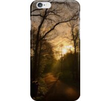 Take Nature with you II iPhone Case/Skin